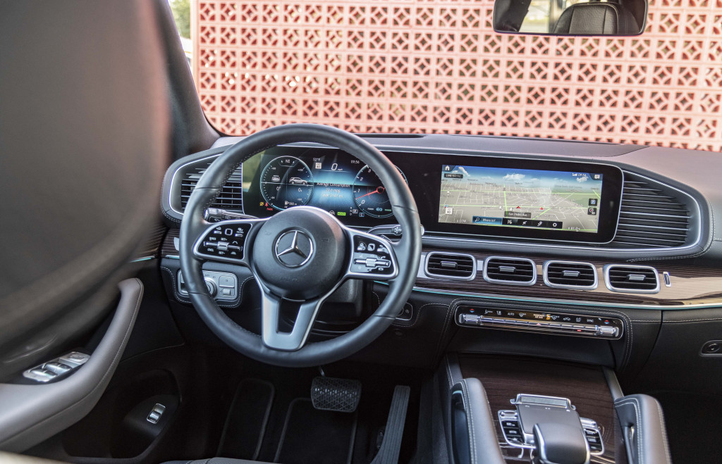 2020 Mercedes-Benz GLE First Drive Review: Outrunning
