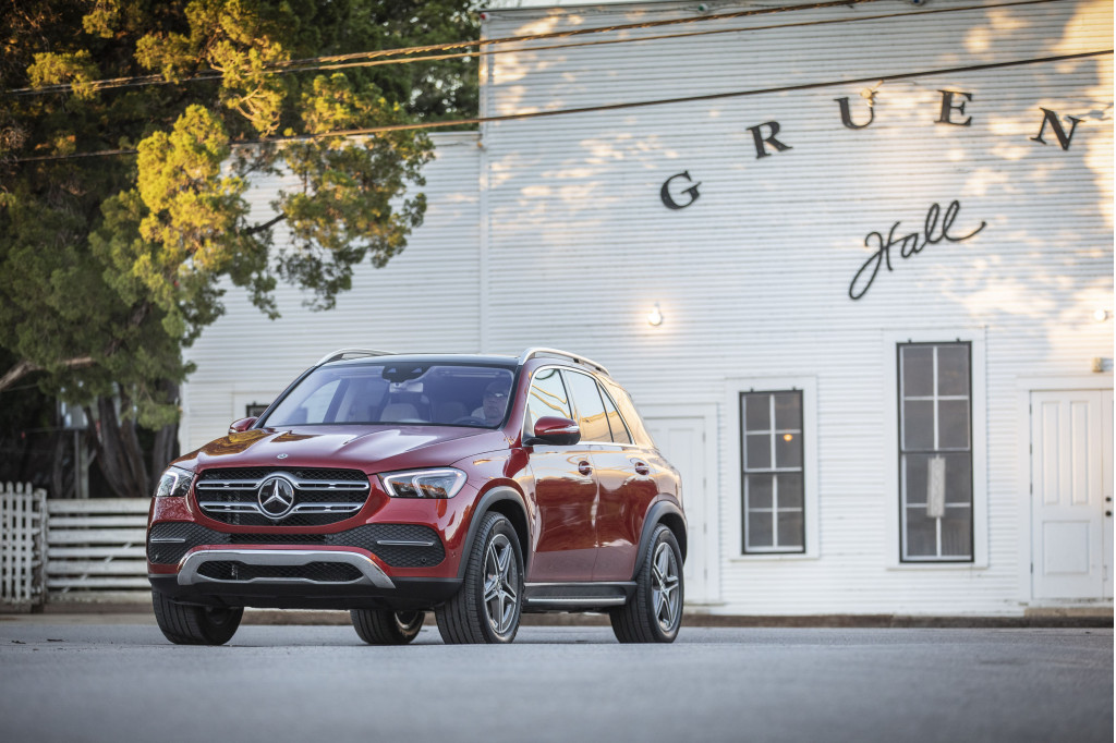 2020 Mercedes Benz Gle Cl Driven Subaru Crosstrek Hybrid Priced Toyota Rav4 What S New The Car Connection