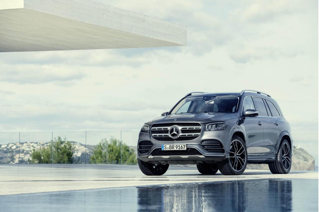 2020 Mercedes-Benz GLS-Class priced from $76,195