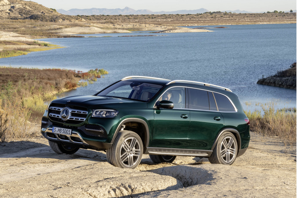 2020 Mercedes Benz Gls Cl Review Ratings Specs Prices And Photos The Car Connection