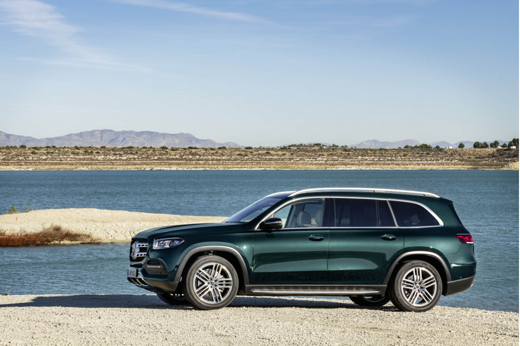 2020 Mercedes-Benz GLS aims to be the S-Class of SUVs
