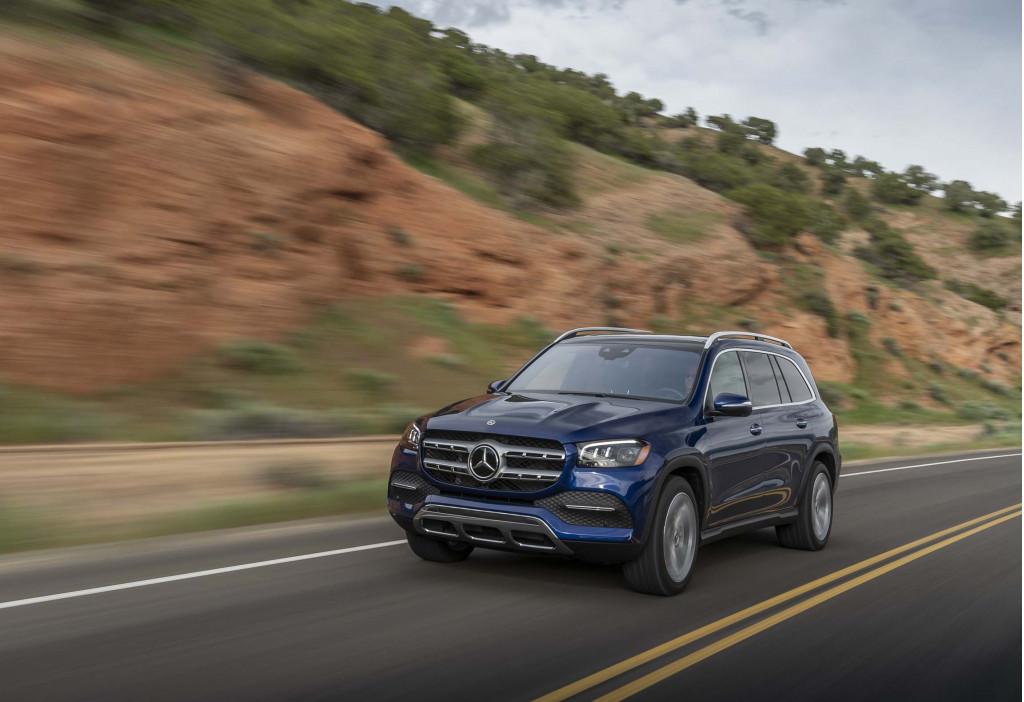 First drive review: 2020 Mercedes-Benz GLS-Class luxury SUV barrels ahead