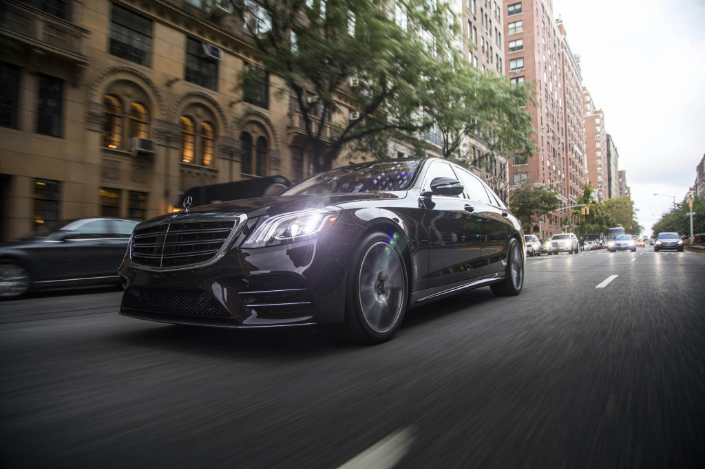 2020 Mercedes Benz S Class Review Ratings Specs Prices And Photos The Car Connection