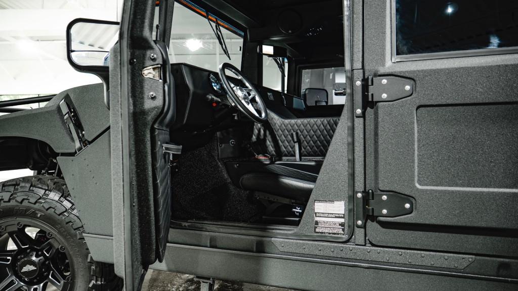 2020 Mil-Spec Automotive Hummer H1