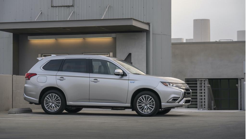 2020 Mitsubishi Outlander Plug-In Hybrid