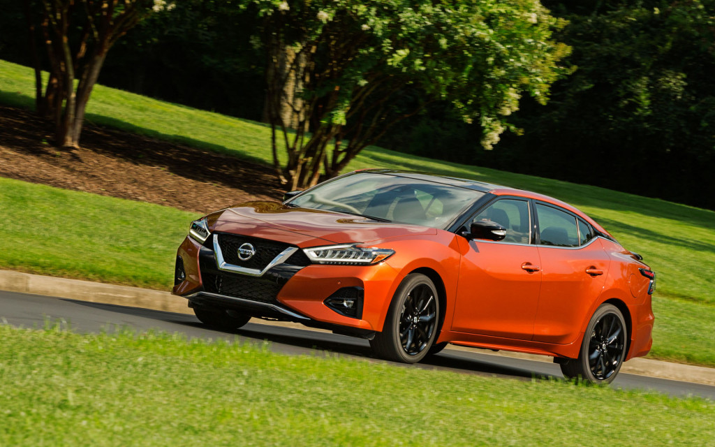 2020 Nissan Maxima adds active safety tech, starts at $35,100
