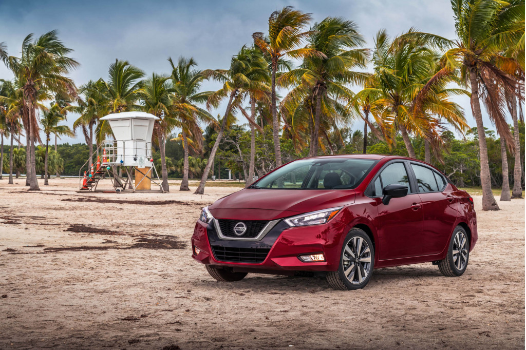 2020 Nissan Versa Review, Ratings, Specs, Prices, and Photos