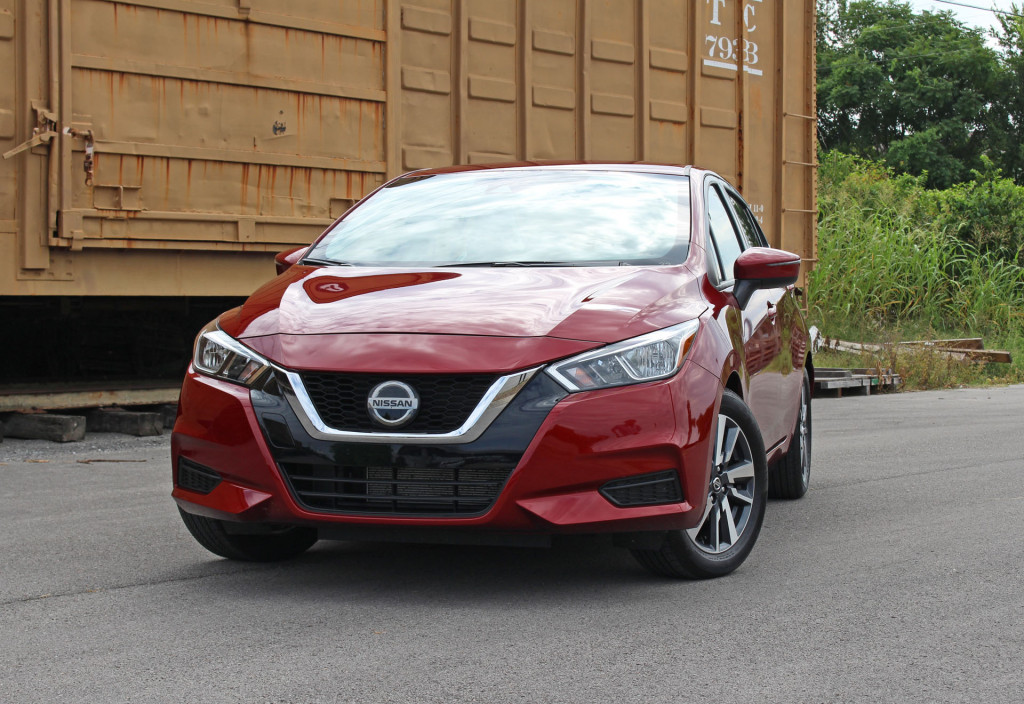 The 2020 Nissan Versa tests the limits of content in a value-driven segment