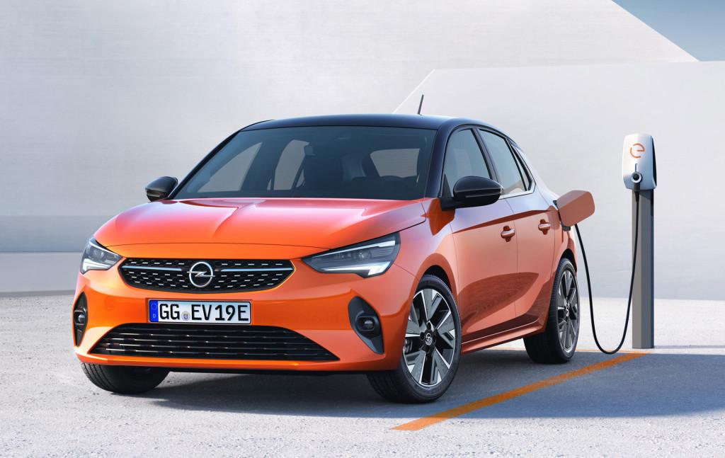 2020 Opel Corsa-e