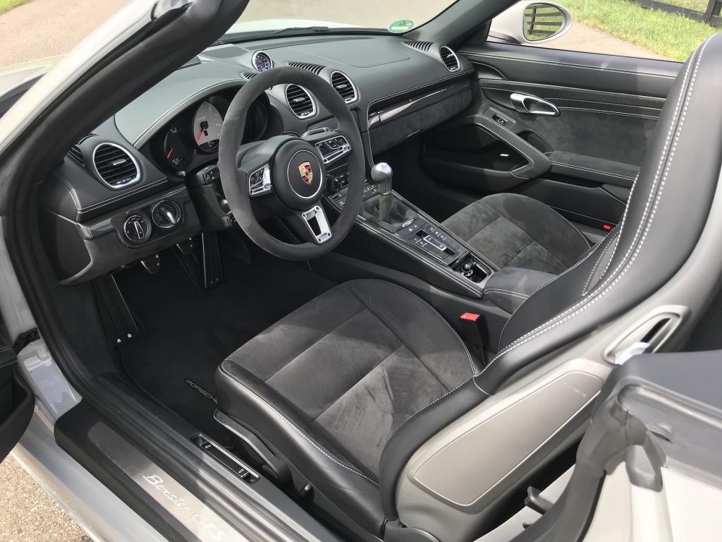 2020 Porsche 718 Boxster GTS 4.0
