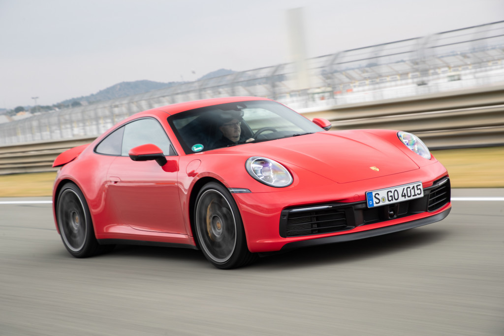 2020 Porsche 911 S And 4s First Drive Review Unflappable By Design