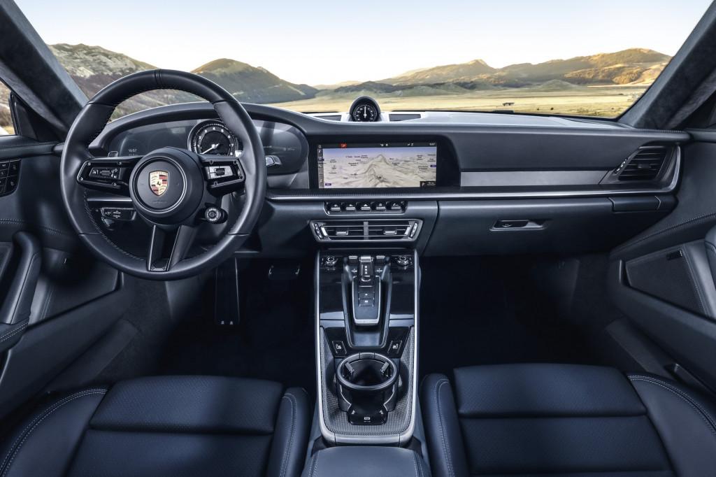Porsche S 8 Goals For The 2020 911