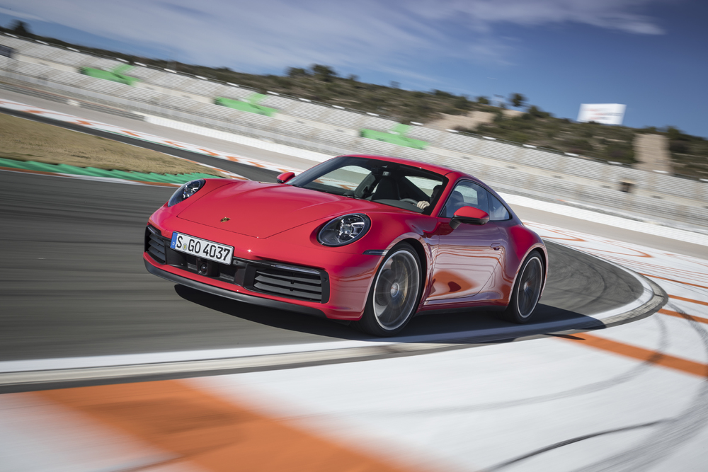 2020 Porsche 911 S Models Start At 114 550 Configure Your Own