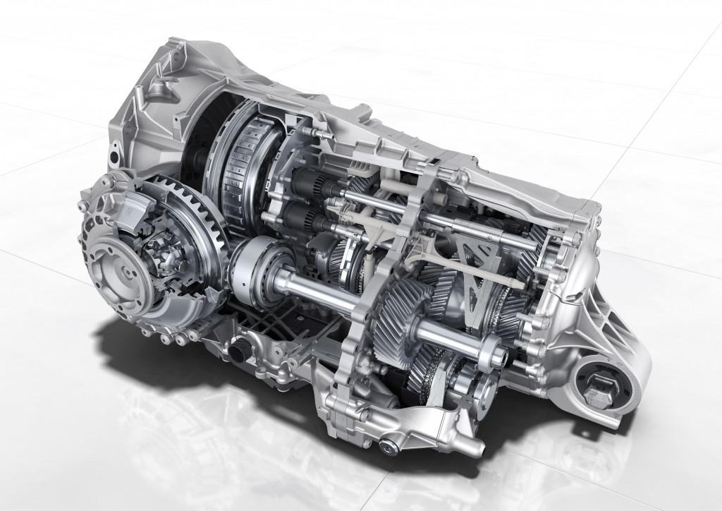 2020 Porsche 911 Carrera 8-speed dual-clutch automatic transmission