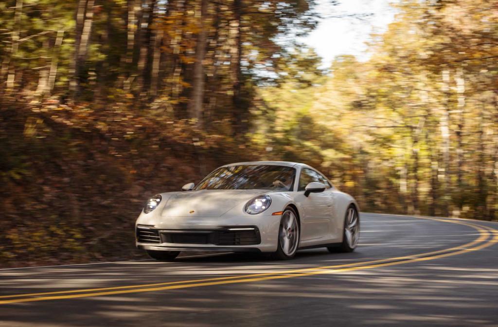 Let's make the Porsche 911 better