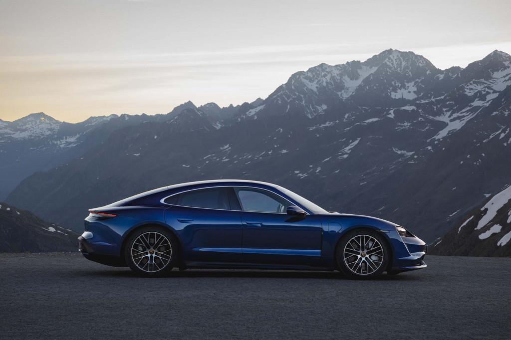 2020 Porsche Taycan electric car: 6 more tech tidbits