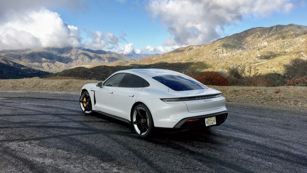 First drive review: 2020 Porsche Taycan 4S range experiences, from California canyons to the Arctic