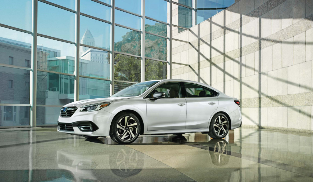 2020 Subaru Legacy price undercuts competition at $23,645