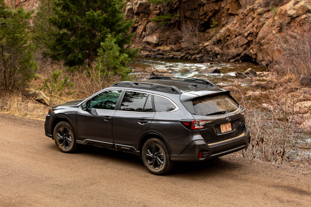 Review update: 2020 Subaru Outback Onyx Edition XT spares no expense