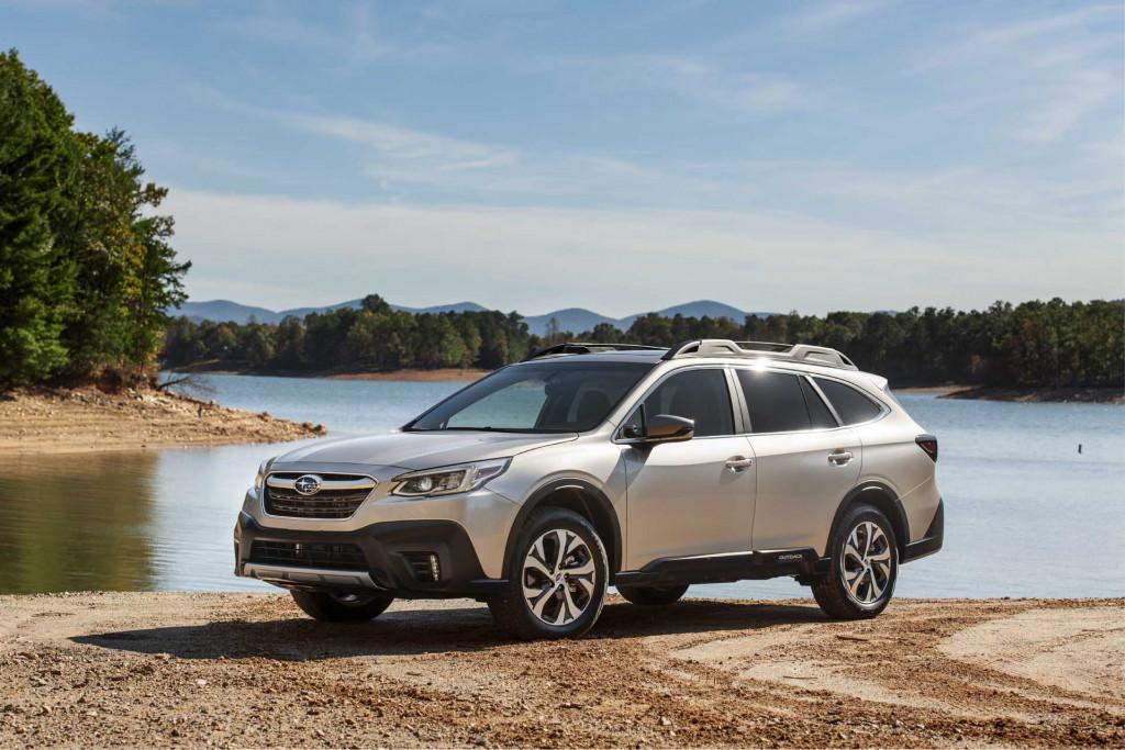 Subaru Outback: Best Wagon To Buy 2020