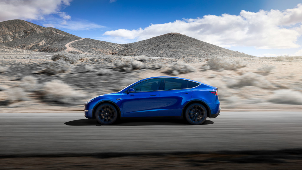 Tesla Cancels Cheapest Version of Model Y Due to Low Range