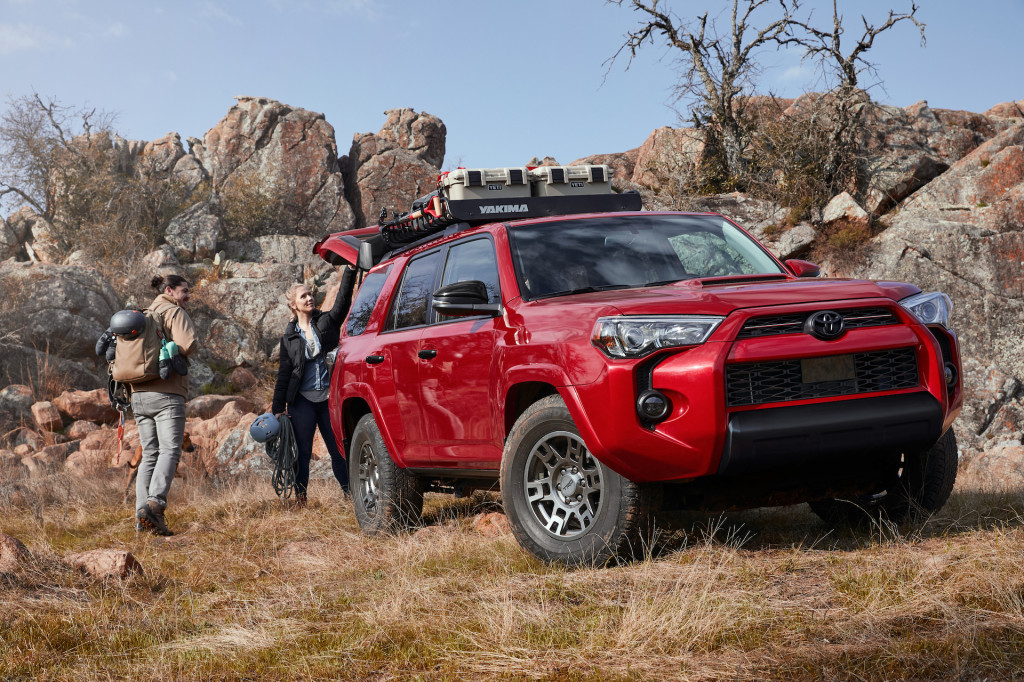 The 2020 Toyota 4Runner Venture Edition is ready for adventure