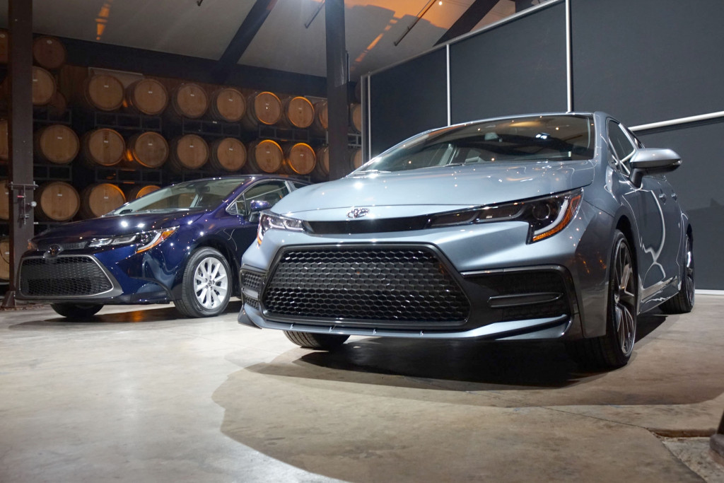 2020 Toyota Corolla unveiled: More power, style for compact sedan