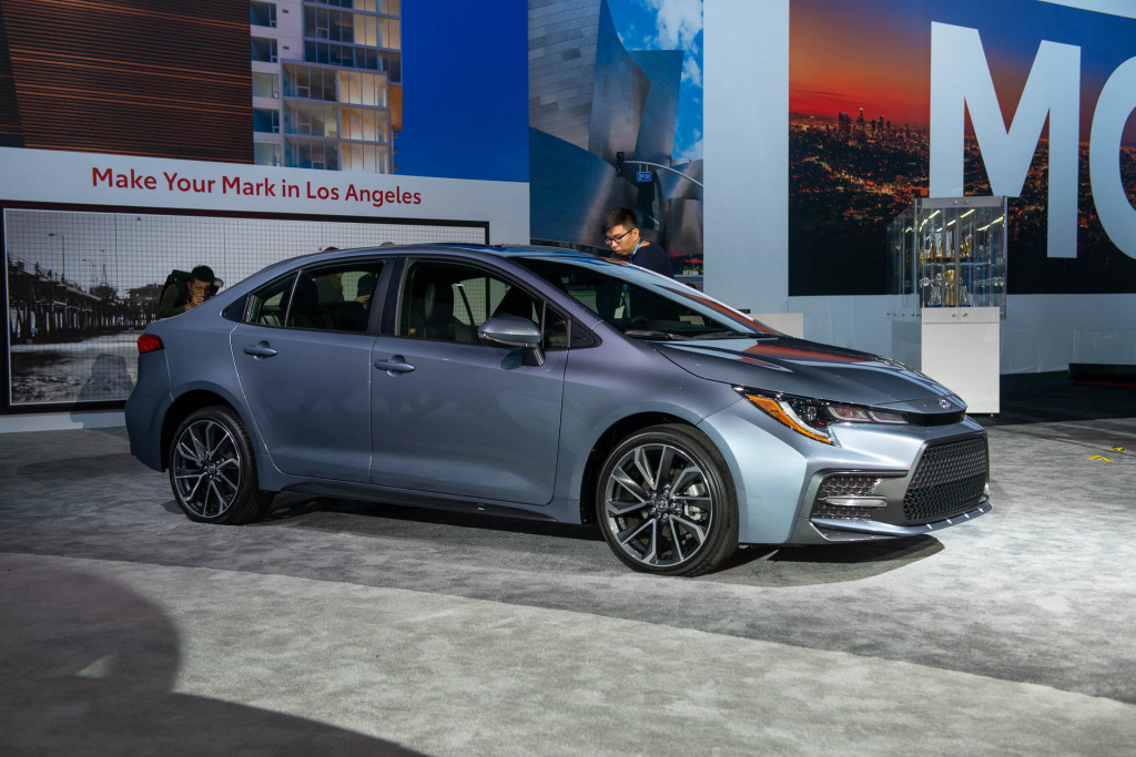 2020 Toyota Corolla Hybrid: 50-mpg hybrid tech for a new normal