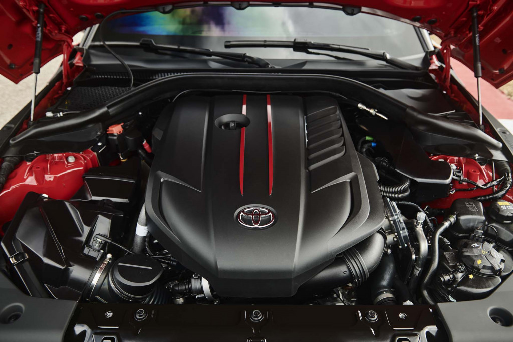 2020 Toyota Supra Engine Deep Dive This Isnt A 2jz