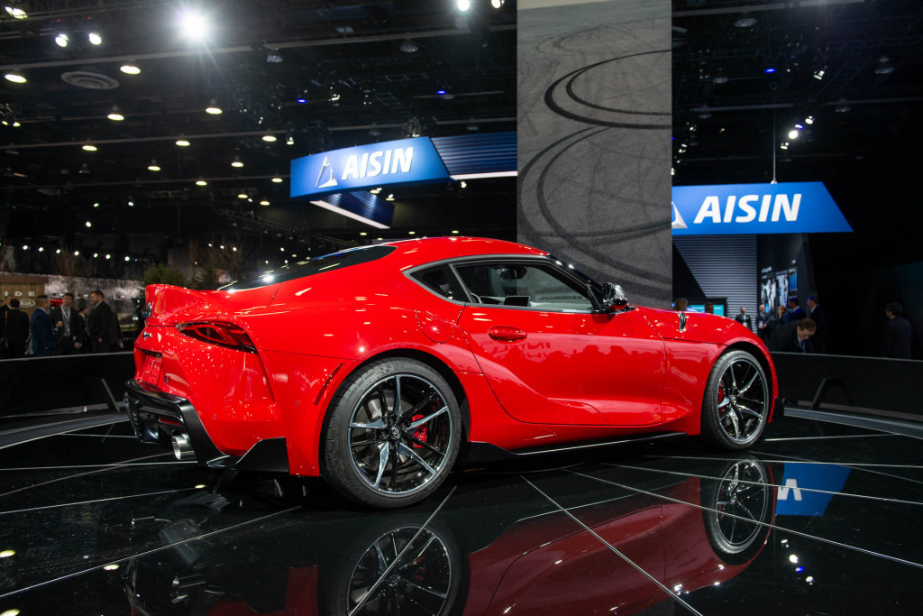 Lets Get Fast And Furious Toyotas Serious About Future Supra