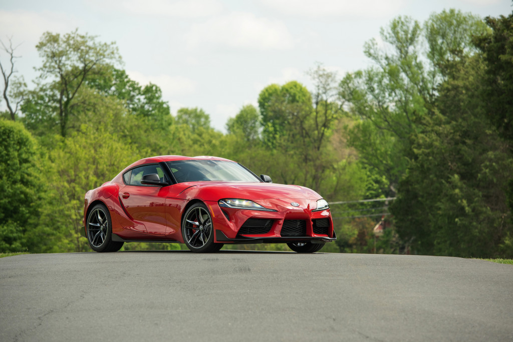 2020 Toyota Supra recalled for second time, along with nearly every BMW made since 2018