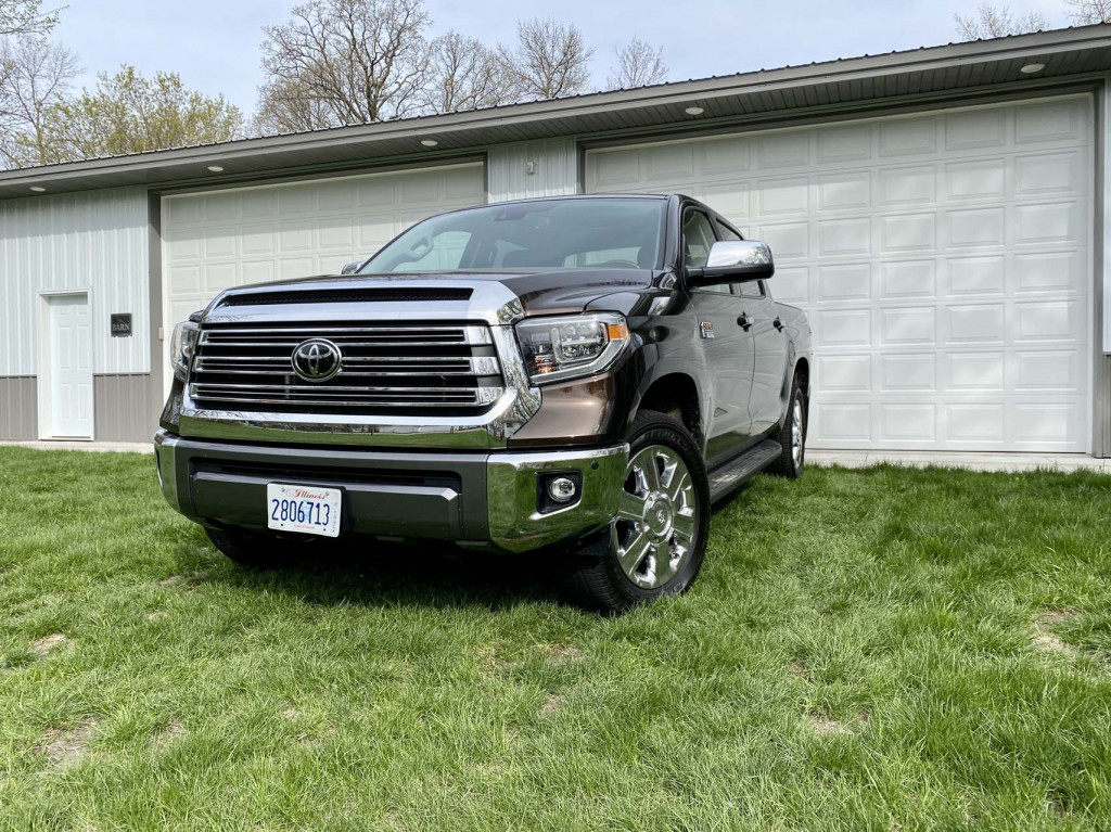 Review update: The 2020 Toyota Tundra 1794 Edition asks what you need in a truck