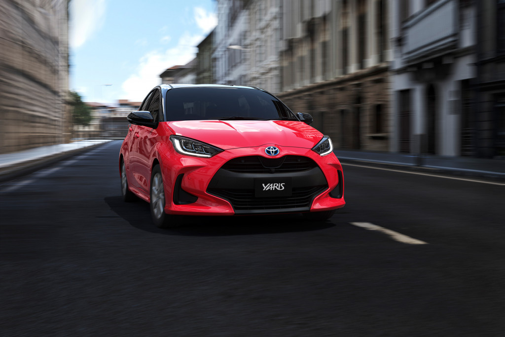 Toyota Yaris Hybrid revealed: Will the Prius C return?