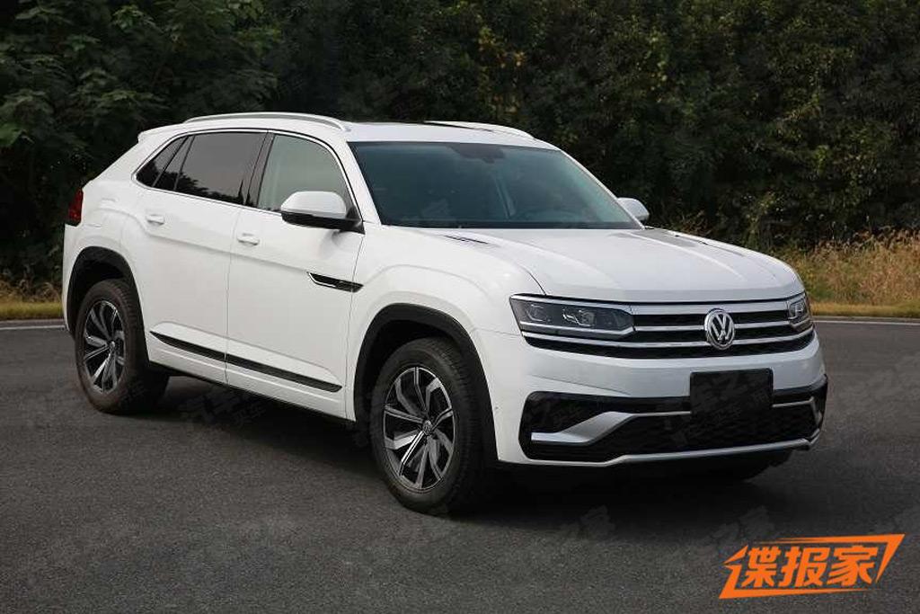 Volkswagen Atlas Cross Sport leaked