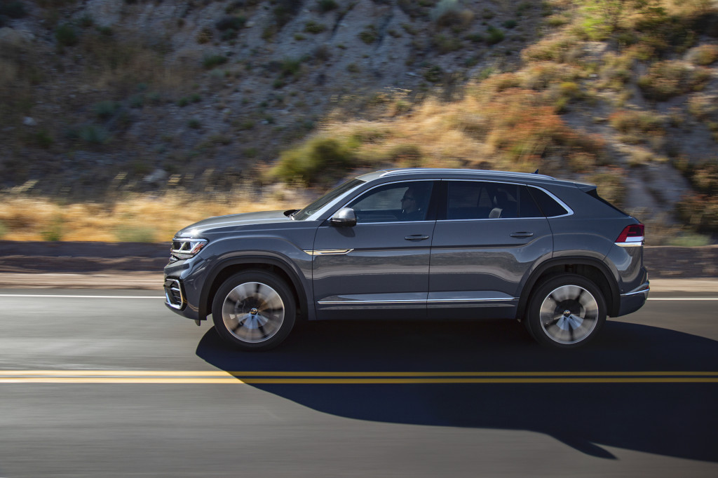 VW Atlas Cross Sport Adds Itself To SUV Coupe Segment