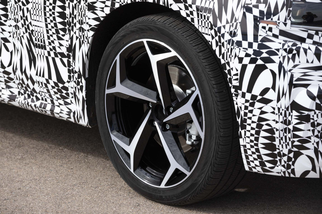 2020 volkswagen passat prototype first drive review. Black Bedroom Furniture Sets. Home Design Ideas