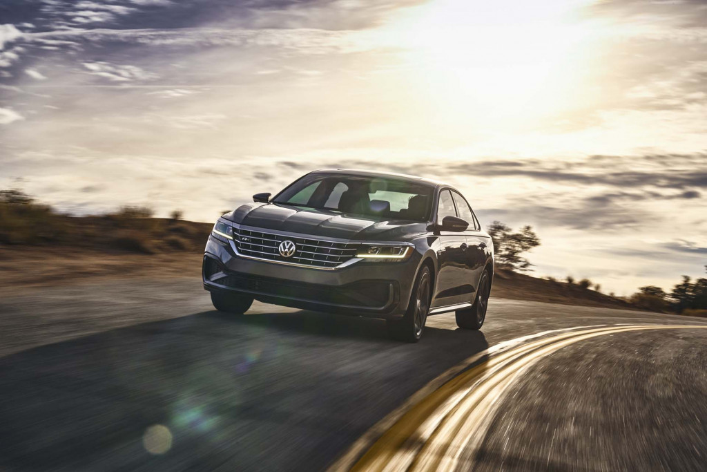 2020 Volkswagen Passat to start from $23,915