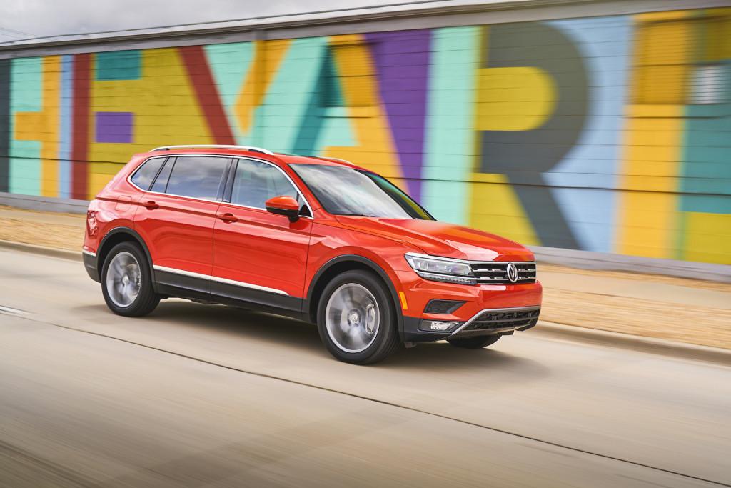 2020 VW Tiguan: Design, Specs, Price >> 2020 Volkswagen Tiguan Vw Review Ratings Specs Prices