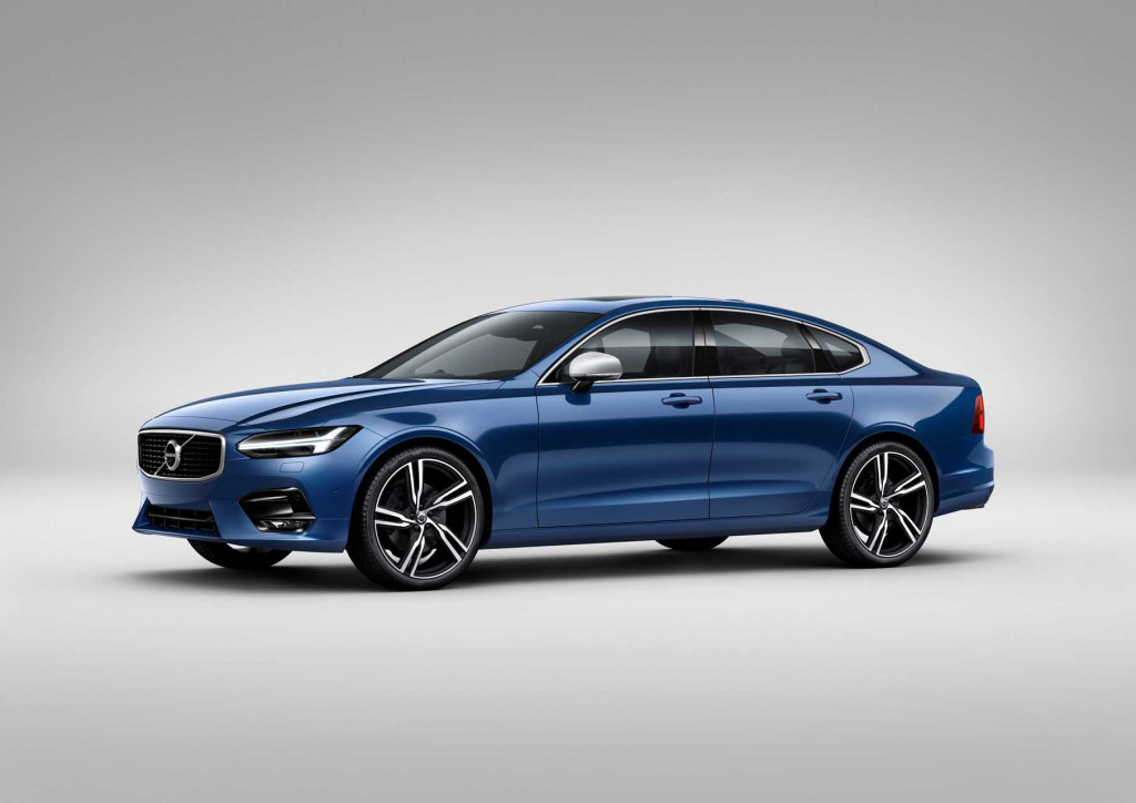 2020 Volvo S90 Review Ratings Specs Prices And Photos The Car Connection