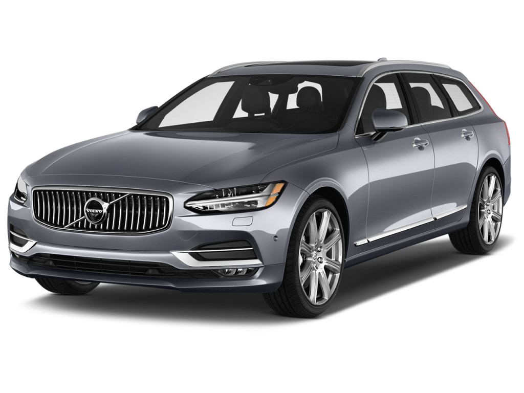 2019 Volvo V90 Review Ratings Specs