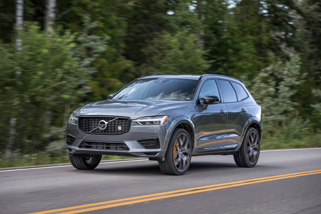 Volvo recalls all new models for faulty automatic emergency braking