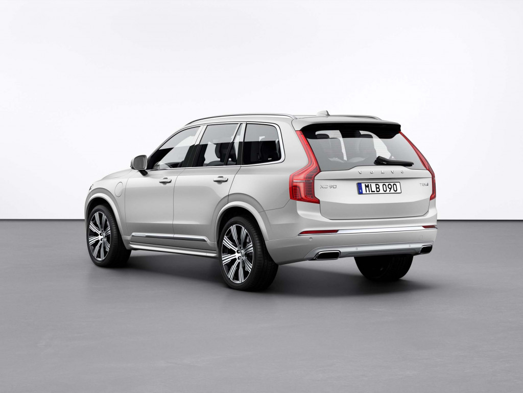 2020 Volvo Xc90 Bows With Minor Changes Updated Powertrains Globally