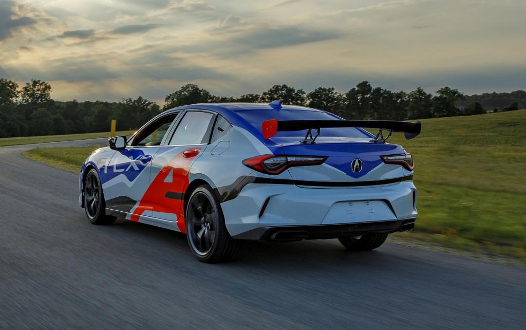 2021 Acura TLX race car to tackle 2020 Pikes Peak International Hill Climb