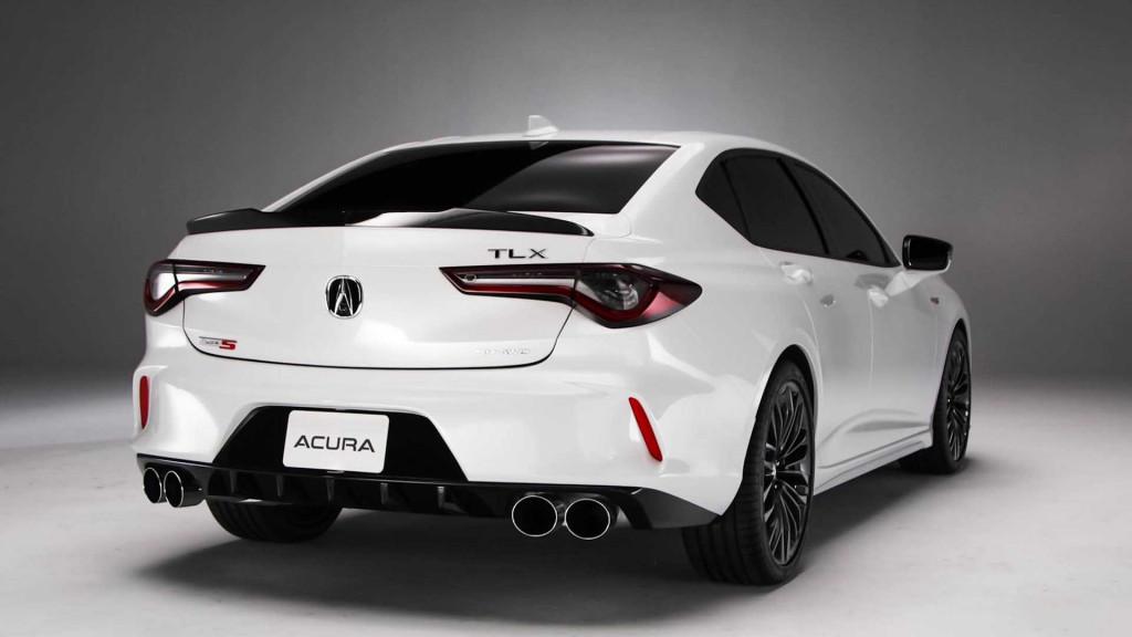 2021 Acura TLX Type S