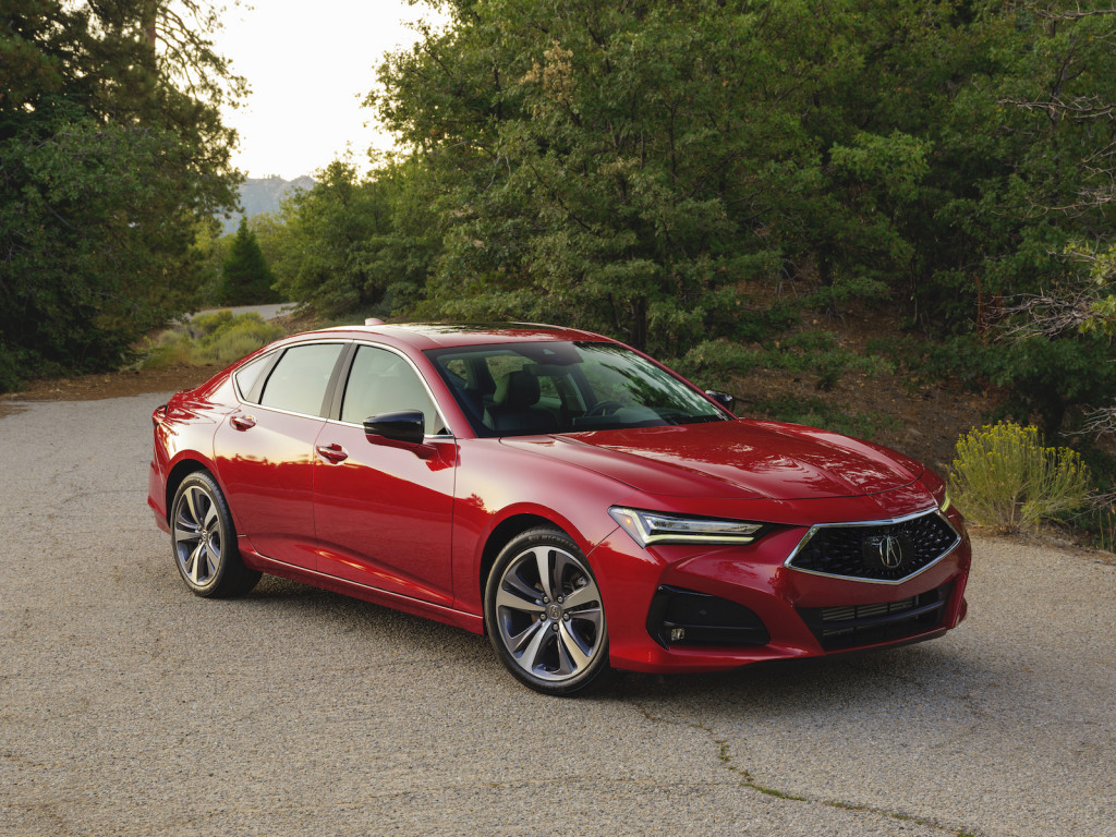 2021 Acura TLX Advance SH-AWD
