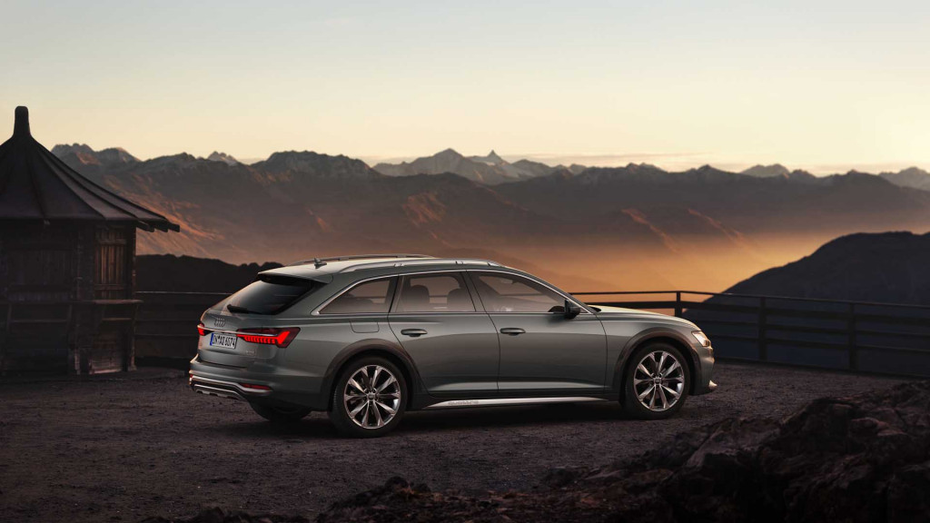 2021 Audi A6 Allroad vs 2021 Mercedes-Benz E450 All-Terrain: Compare Wagons