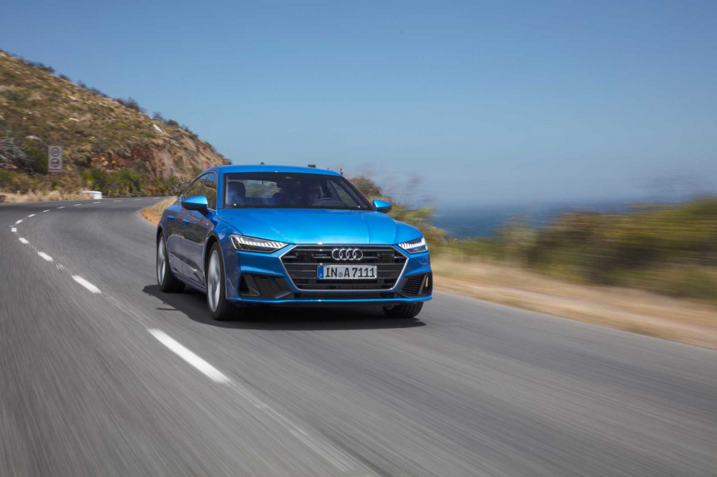 2021 Audi A7 Review Ratings Specs Prices And Photos The Car Connection