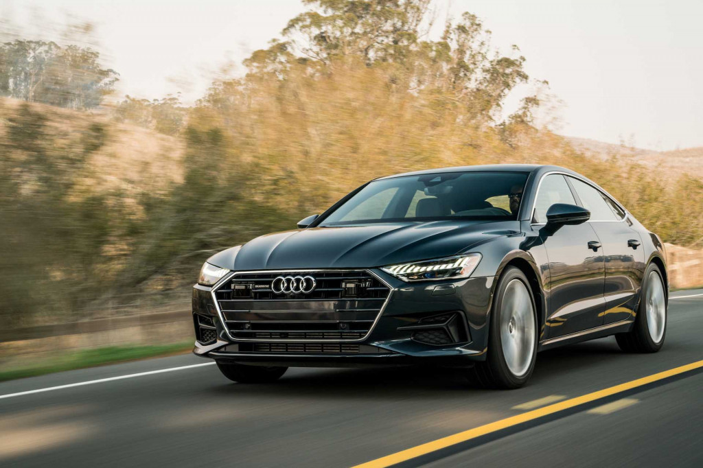 New And Used Audi A7 Prices Photos Reviews Specs The Car Connection