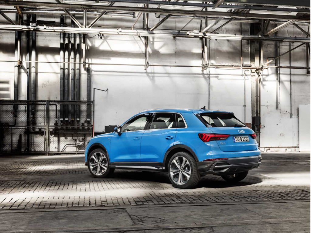 2021 Audi Q3 Review Ratings Specs Prices And Photos The Car Connection