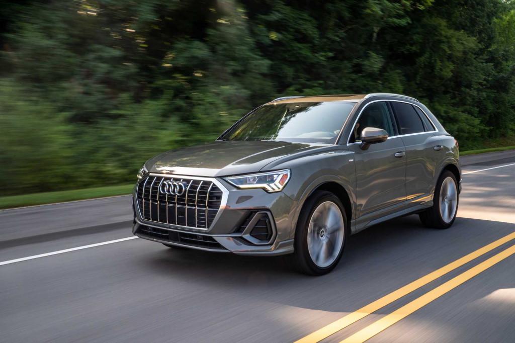 2021 Audi Q3 SUV gets new trim, costs $35,095